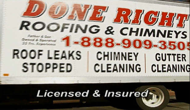 Done Right Construction Long Island Roof Repair