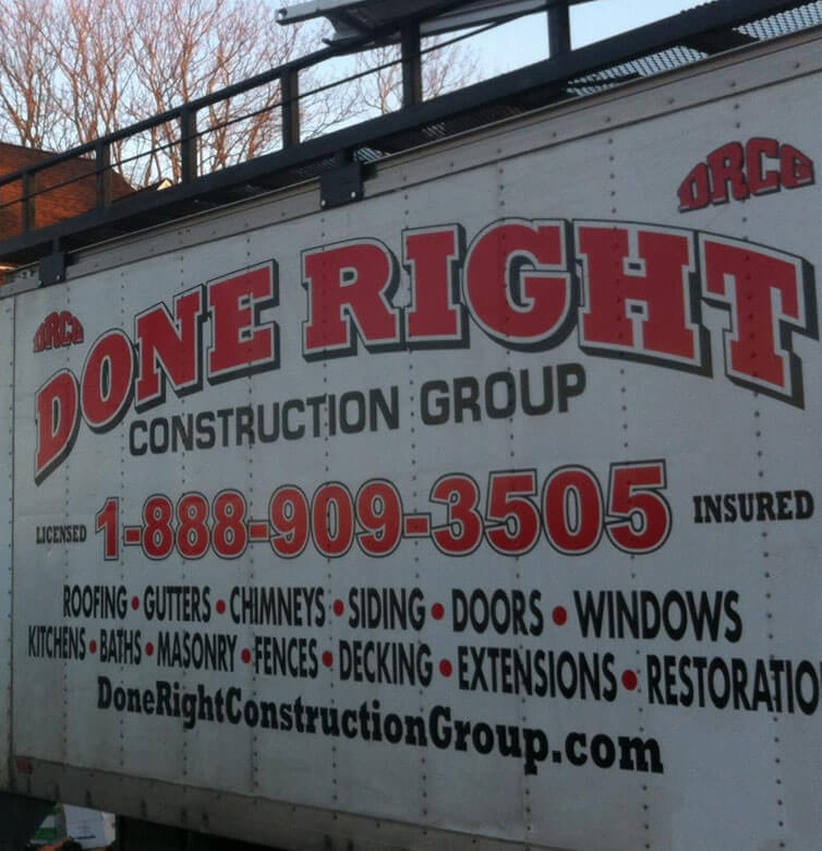 Done Right Construction Group Of Long Island