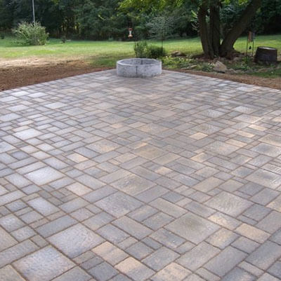 Concrete Patio Installation Long Island